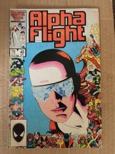 Alpha Flight #40