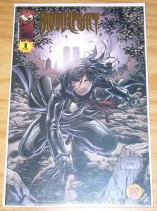 Blood Legacy #1 VF/NM dynamic forces gold foil variant with COA (#118/1500)