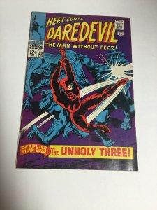Daredevil 39 Fn/Vf Fine/Very Fine 7.0 Marvel Comics Silver Age