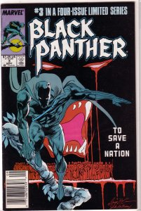 Black Panther   vol. 2   #3 of 4 VG