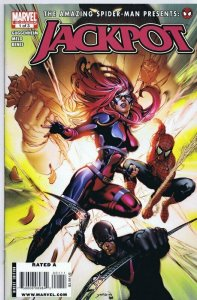 Amazing Spider-Man Presents Jackpot #1 ORIGINAL Vintage 2010 Marvel Comics