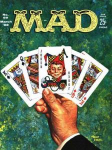 Mad (1952 series) #69, Fine+ (Stock photo)