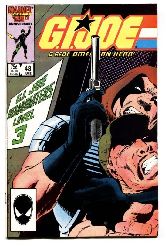 G.I. JOE #48-First appearance of SGT. SLAUGHTER-Comic book