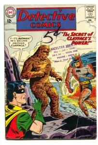 Detective #312 1963-DC Comics-Clay-Face cover-Silver Age Batman-VG