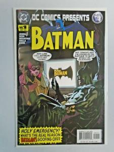 DC Comics Presents Batman #1 8.0 VF (2004)