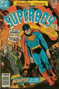 Adventure Comics (1938 series) #457, VF (Stock photo)