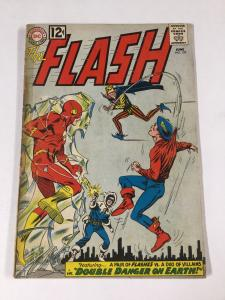 Flash 129 Gd Good 2.0 Tape On Spine Dc Comics Silver Age