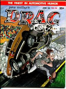 Drag Cartoons #28 1966-Wonder Warthog-Gilbert Shelton-Batman & Robin-VF-
