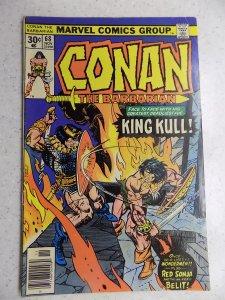 CONAN THE BARBARIAN # 68