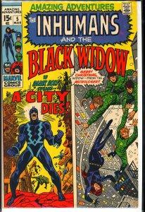 Amazing Adventures #5 (1971)