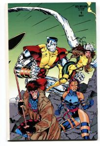 X-Men #1 1991- Marvel First issue comic book Wolverine cover