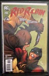 Red Robin #20 (2011)