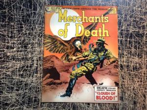 Merchants Of Death Eclipse Comics # 2 1988 Comic Book Magazine Issue S79