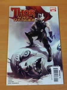 Thor: Ages of Thunder #1 ~ NEAR MINT NM ~ 2008 MARVEL COMICS