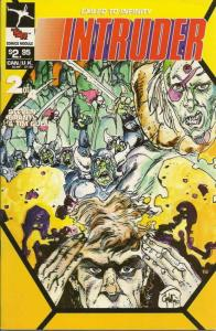 Intruder Comics Module #2 FN; TSR | save on shipping - details inside
