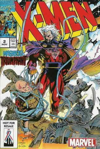 X-Men (2nd Series) #2 (2nd) FN; Marvel | save on shipping - details inside