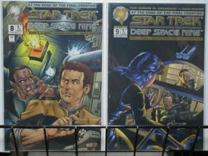 STAR TREK DEEP SPACE NINE (1993 MA) 8-9 Requiem