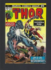Thor #224 (1974)