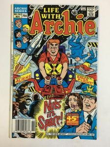 LIFE WITH ARCHIE (1958-    )263 VF-NM Nov 1987 COMICS BOOK