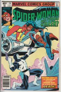 Spider-Woman,The #29 (Aug-80) VF/NM High-Grade Spider-Woman