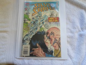 1995 MARVEL COMIC THE SILVER SURFER # 101