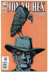 JONAH HEX #69, VF/NM, Gray, Palmiotti, Old Man, Jeff Lemire, 2006, more in store