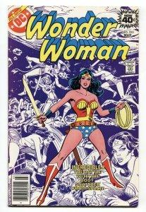 WONDER WOMAN #253-Great cover-HIGH GRADE BRONZE