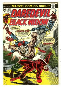 Daredevil 103   Origin & 1st Ramrod   Spiderman