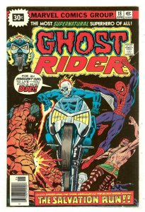 Ghost Rider 18   30 cent variant