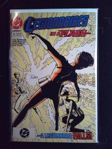 Legionnaires #9 (1993)