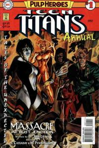 Teen Titans (2nd Series) Annual #1 VF/NM; DC | save on shipping - details inside