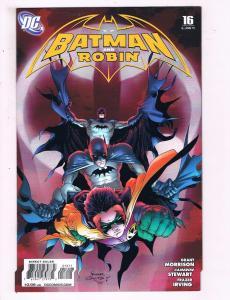 Batman & Robin #16 VF DC Comics Comic Book Morrison Damien Wayne 2011 DE12