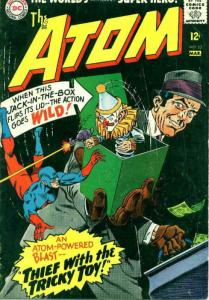 Atom, The #23 VG; DC   low grade comic - save on shipping - details inside
