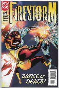 Firestorm (vol. 3, 2004) # 4 VF/NM Jolley/ChrisCross, Jason Rusch, Green Lantern
