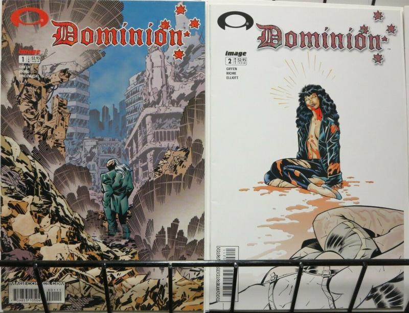 DOMINION (2003 IMAGE) 1-2  KEITH GIFFEN