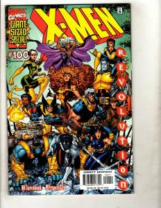 10 X-Men Marvel Comics # 100 101 102 103 104 105 106 107 108 109 Wolverine CJ17