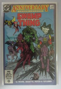 Swamp Thing 2nd Series #50 - 7.0 DIR (1986)