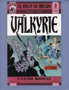 Ring of the Nibelung Valkyrie #2 FN/VF Dark Horse 2000