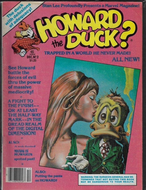 Howard the Duck #2 - 1979