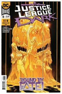 Justice League Dark #8 Main Cvr (DC, 2019) NM
