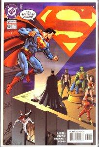 Adventures of Superman #565 (1999)