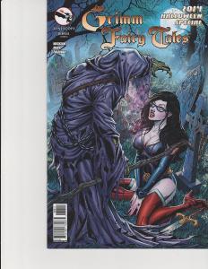 Grimm Fairy Tales Halloween 2014 Cover A GFT Zenescope NM Malsuni