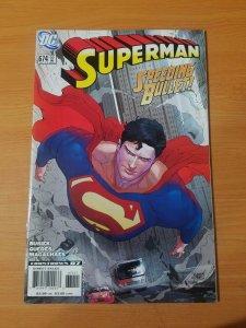 Superman #674 ~ NEAR MINT NM ~ (2008, DC Comics)