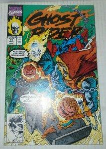 Ghost Rider # 17 September 1991 Marvel