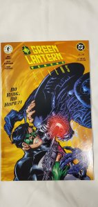 Green Lantern Versus Aliens #3 - NM - Awesome Story!