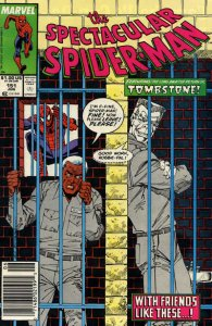 Spectacular Spider-Man, The #151 (Newsstand) VG; Marvel | low grade comic - save