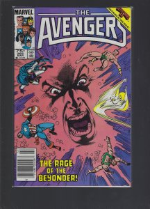The Avengers #265 (1986)