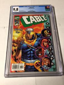 Cable 79 Variant Cover Cgc 9.8 White Pages