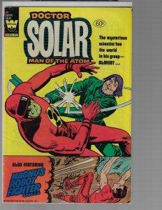 Doctor Solar #30 (Whitman, 1982)