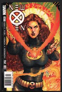 NEW X-MEN #128-1ST FANTOMEX-2002-HIGH GRADE KEY ISSUE